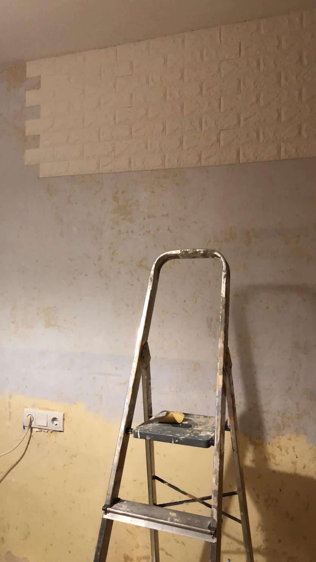 revestimiento autoadhesivo para paredes