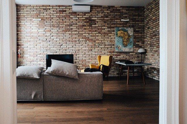 revestimiento de paredes en PVC